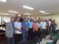 Câmara aprova Estatuto e Plano de Carreira da Guarda Civil Municipal