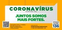 COMUNICADO IMPORTANTE: CORONAVÍRUS (COVID19)