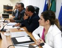 Eleita, por unanimidade, a Mesa Diretora da Câmara para o biênio 2015/2016