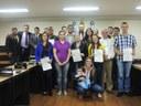 Novos Servidores tomam posse na Câmara Municipal de Cachoeiras de Macacu