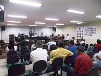 Secretaria de Saúde apresenta relatório de gestão do 3º quadrimestre de 2013