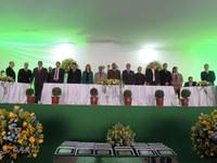Sessão Solene marca as comemorações dos 335 anos do Município